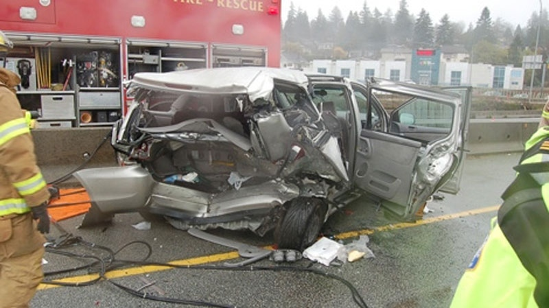 Ryan Miller crash