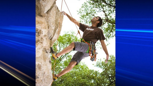 31-year-old Ranjit Sidhu from Calgary was killed in a climbing accident on Sunday.