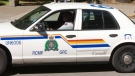 An RCMP cruiser is pictured. (The Canadian Press/Jonathan Hayward)