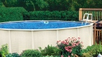backyard swimming pool outdoor above ground