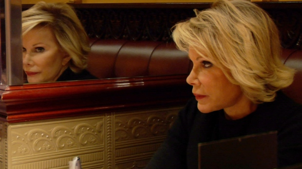 Joan Rivers in IFC Films' 'Joan Rivers: A Piece of Work.'