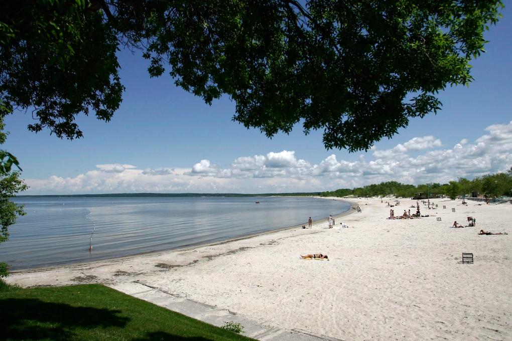 Grand Beach Provinical Park