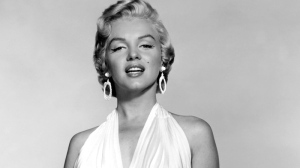 Marilyn Monroe is shown in the first photo taken of her in the famous white dress from the 'The Seven Year Itch.' (AP / Courtesy Running Press)