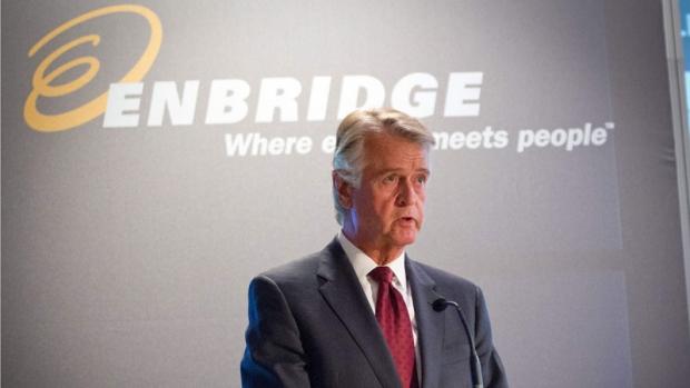 Enbridge CEO Patrick D. Daniel