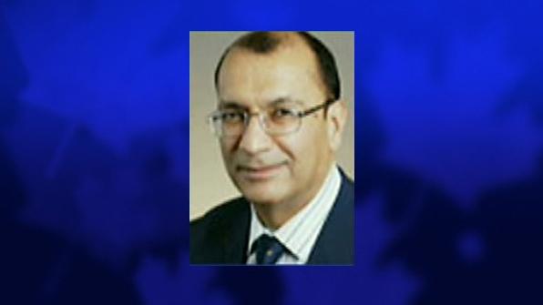 Alberta's health system CFO Allaudin Merali resigned following revelations of lavish spending of taxpayer money.