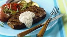 Barbecue steak