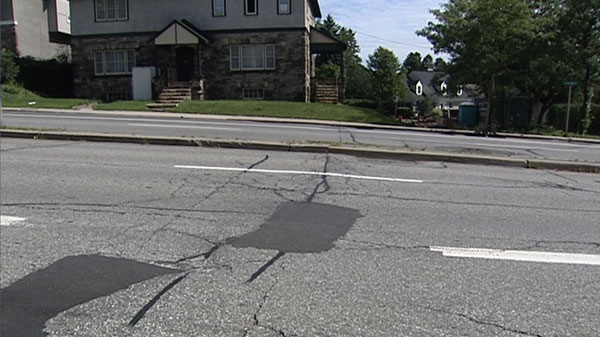Tecumseh Road, Seminole Street and Ouellette Avenue make CAA's Worst Roads list