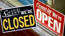 Open closed file photo
