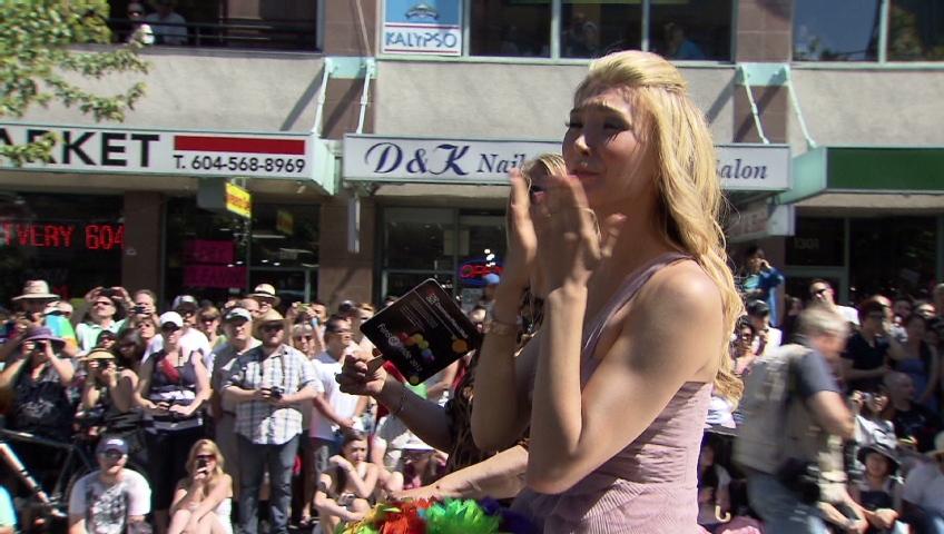 gay pride parade 2008 vancouver bc