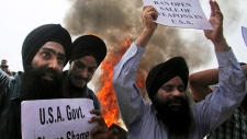 Sikh shooting India reaction