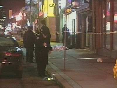 Man Killed After Being Shot Outside Strip Club Ctv News