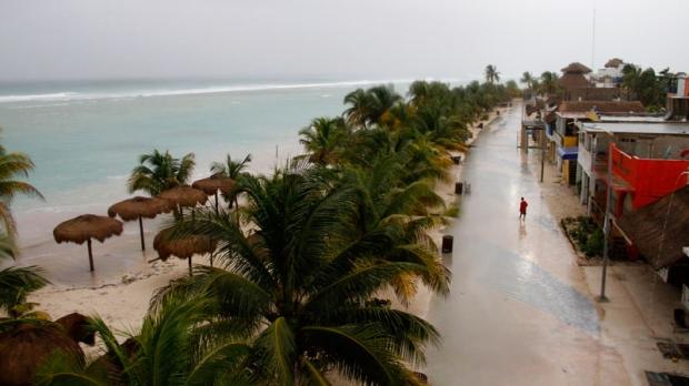 Tropical Storm Ernesto
