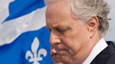 Quebec Liberal Leader Jean Charest