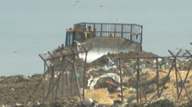 Police have not yet determined when the search and excavation at the Brady Road Landfill can begin.