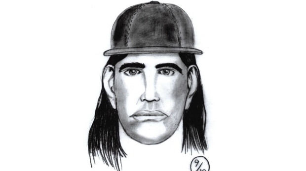 RCMP are asking for the public's help identifying the man depicted in this sketch.