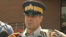 RCMP Cpl. Rob King