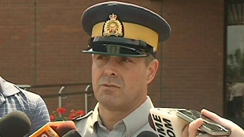 RCMP Cpl. Rob King provides an update on a fatal collision between a Canadian Pacific train and a camper van in Saskatchewan.