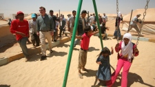 john baird, syrian refugees, mafraq, jordan