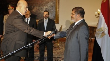 Egypt vice president sworn in