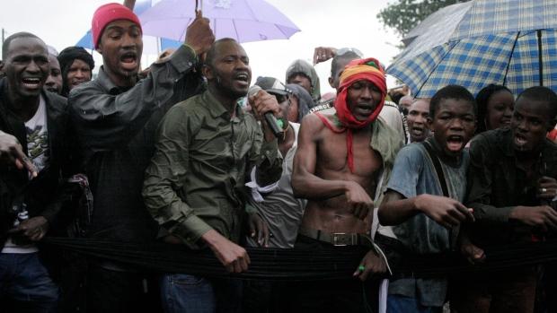 Mali, protest, Islamist takeover