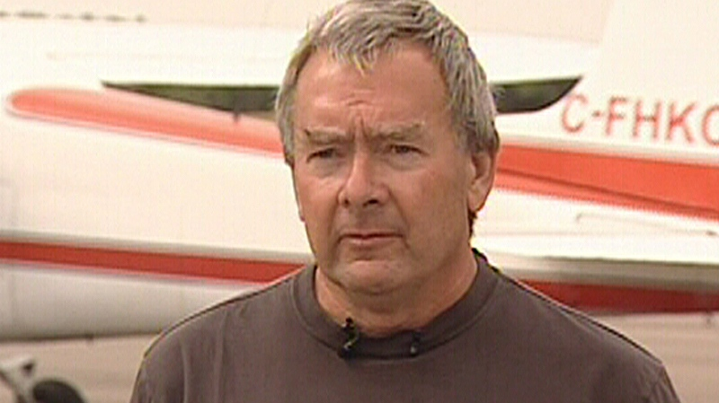 Ian Flanagan, owner of Alberta Skydive Ltd., says the soldier's parachute was functioning correctly.
