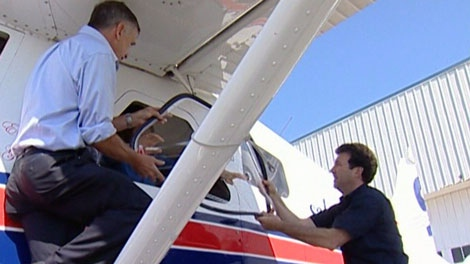 Float plane company introduces pop-out windows | CTV News