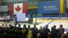 ryerson athletics centre