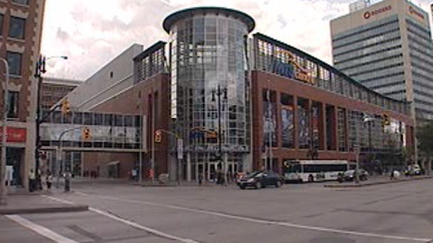 MTS Centre (file image)