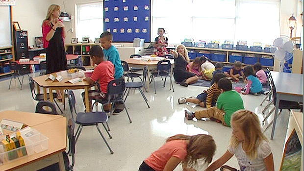 Year Round School, generic classroom