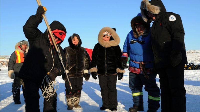 Stephen Harper, Leona Aglukkaq, Nunavut