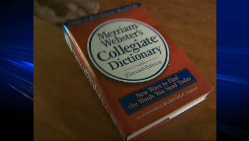 a description of the definition of adolescence on websters new collegiate dictionary Bibliography 3: dictionaries from merriam-webster's collegiate dictionary 11th ed springfield, ma: webster's new world college dictionary 4th ed.