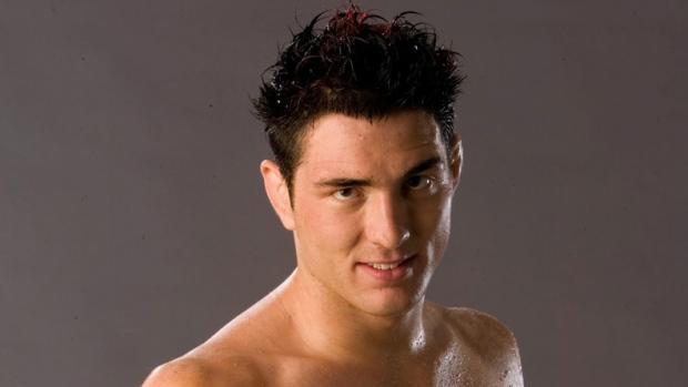Naked MMC fighter Jason (Mayhem) Miller