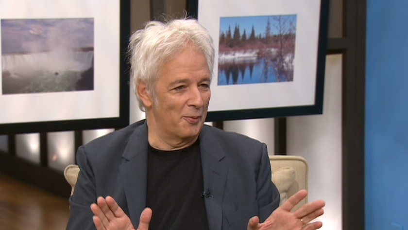 Author Bob Spitz talked to Canada AM on Aug. 14, 2012 about his new book, 'Dearie: The Remarkable Life of Julia Child.'