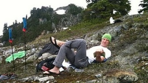 A search for Tyler Wright, 35, was initiated after he didn�t return from a hike in B.C.�s Sea-to-Sky region. (Handout)