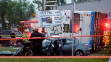 Dorval bus crash