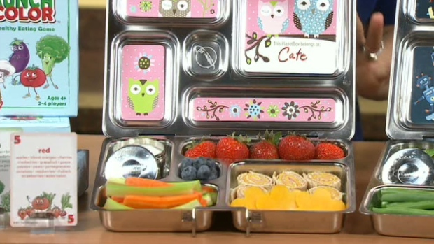 Easy tips to create healthy lunchbox meals for kids