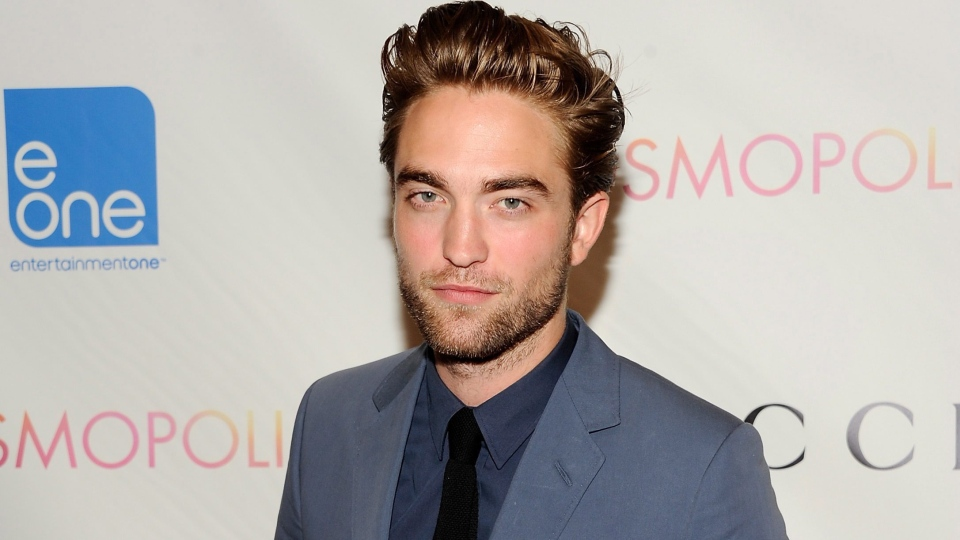 "Actor Robert Pattinson attends the premiere of ""Cosmopolis"" at the Museum of Modern Art on Monday Aug. 13, 2012 in New York. (AP  Evan Agostini)"
