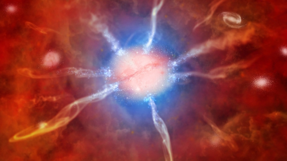 cosmic supermom