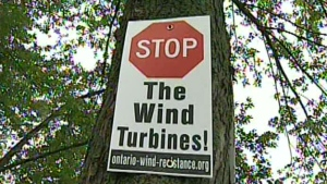 CTV Kitchener: Abigail Bimman on the turbine offer