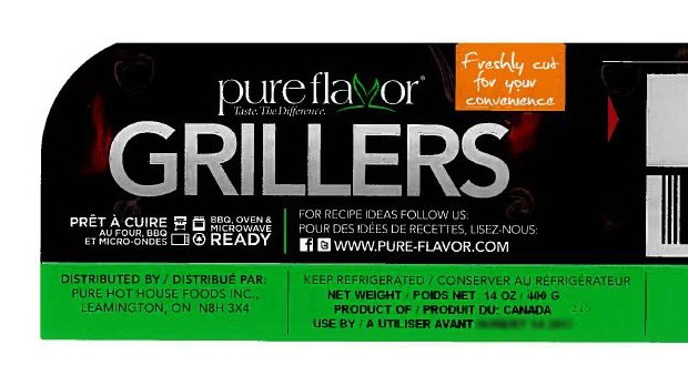 Pure Flavor Grillers
