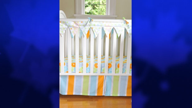 Recalled crib