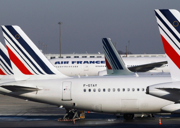 Air France-KLM to cease flights to Iran