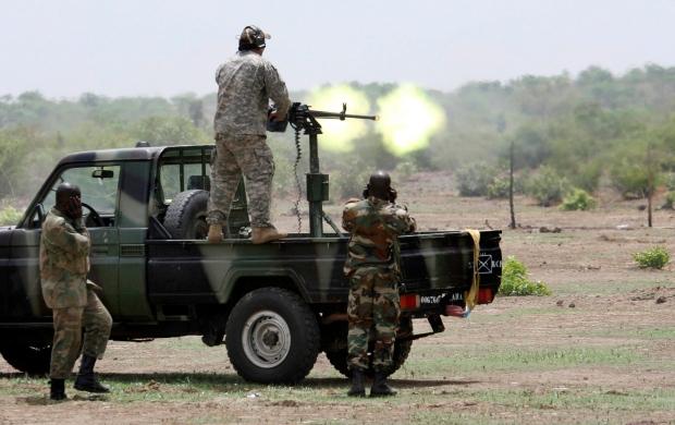 Mali violence