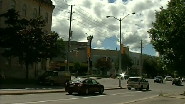 One business and a number of homes were the target of break-ins in Guelph, Ont. seen on Friday, Aug. 17, 2012.