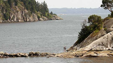 West Vancouver's Whytecliff Park is seen in an image on the Greater Vancouver Parks website.
