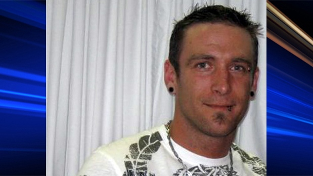 Derek Olson is seen in this photo provided by RCMP.