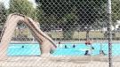 Dewdney Pool in Regina is seen in this photo taken Monday, August 20, 2012.