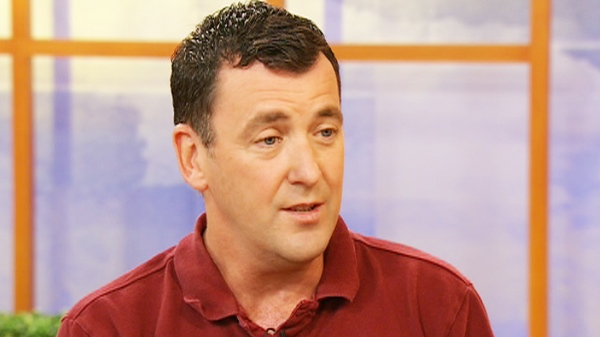 Brian Orser appears in an exclusive interview with CTV's Canada AM on Wednesday, Aug. 25, 2010.