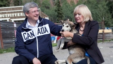 stephen, laureen harper