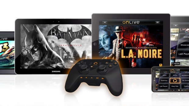 OnLive game streaming company says it will live on